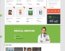 Nro 3 kilpailuun Build an Online Store for  vitamin company käyttäjältä jharjeetkaur