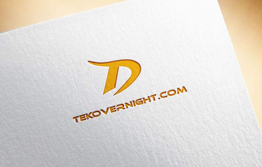 Penyertaan Peraduan #1578 untuk Design a Logo 2 color flat logo for a major eCommerce company