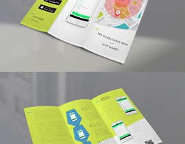 #37 for Tri fold brochure + business cards by nucisdesigns