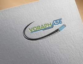 #140 для VORAPHASE LOGO от mdrabbidemra