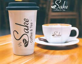 nº 77 pour logo design for coffee and tea store par UsmanChudhery279