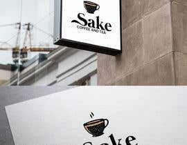 #85 for logo design for coffee and tea store by Tasnubapipasha
