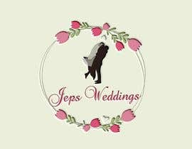 #54 for I need a logo for my business name Jeps Weddings by Dashing18