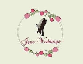 Nro 54 kilpailuun I need a logo for my business name Jeps Weddings käyttäjältä Dashing18