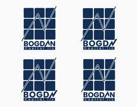 "#59 para Need someone to create a logo for my financial business which is called ""BOGDAN CAPITAL LLC"" Thinking to do something classy with letters something similar to what i have included in the attachment. por nirab20"