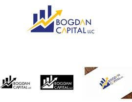 "#55 para Need someone to create a logo for my financial business which is called ""BOGDAN CAPITAL LLC"" Thinking to do something classy with letters something similar to what i have included in the attachment. por wisevisual2"