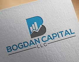 "#41 para Need someone to create a logo for my financial business which is called ""BOGDAN CAPITAL LLC"" Thinking to do something classy with letters something similar to what i have included in the attachment. por sumon7it"