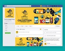 Nro 59 kilpailuun Facebook Page Design Work käyttäjältä MHjamilHowlader
