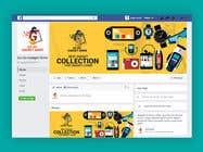 Logo Design Kilpailutyö #61 kilpailuun Facebook Page Design Work