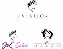 designgale tarafından Logo - J&E Salon için no 29