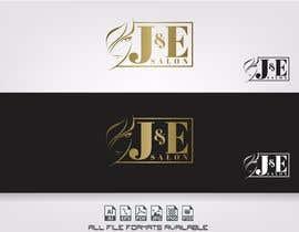 alejandrorosario tarafından Logo - J&E Salon için no 40