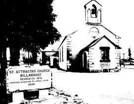 #25 for Draw an outline of this church in illustrator. by SaherN93