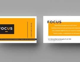 #45 para Diseñar tarjeta de presentación para promoción de valemiglioli