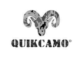 #640 for QuikCamo Headwear needs a logo that speaks quality by iibetter