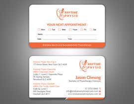 #5 for Business Cards and A-Frame Sign for Anytime Physio af patitbiswas