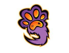 #517 for Design a cat paw logo by falimejhm
