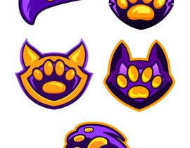 #383 for Design a cat paw logo by satherghoees1