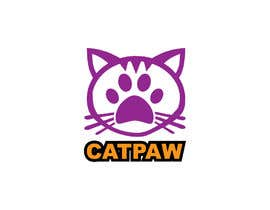 #296 for Design a cat paw logo by johurul2017