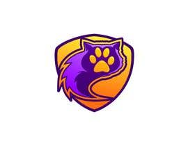 #446 for Design a cat paw logo by bucekcentro