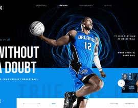 Nro 21 kilpailuun Build me a WordPress Website For Basketball team käyttäjältä veletechnosoft