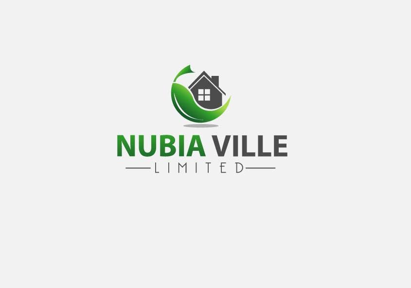 Kilpailutyö #                                        59                                      kilpailussa                                         Corporate Identity Design for Nubiaville