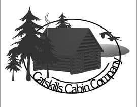 Nro 33 kilpailuun Log Cabin Company Logo Design käyttäjältä Dani1999