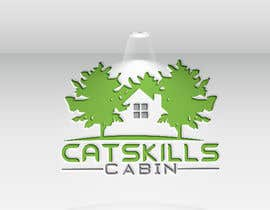 Nro 26 kilpailuun Log Cabin Company Logo Design käyttäjältä shahadatfarukom3