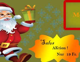 nº 10 pour Merry christmas sales picture par fariaanjum115