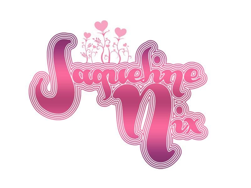 Penyertaan Peraduan #                                        111                                      untuk                                         Graphic Design LOGO of my NAME For a SINGER