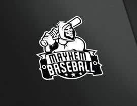 #52 для Baseball Team Logo - Graphic Design від unitmask