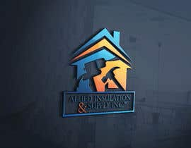 #748 for Corporate LOGO for: http://AlliedInsulationInc.com by unitmask