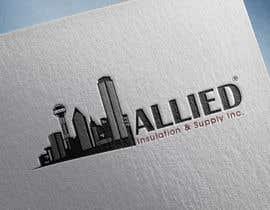 #417 for Corporate LOGO for: http://AlliedInsulationInc.com by minaessa1987
