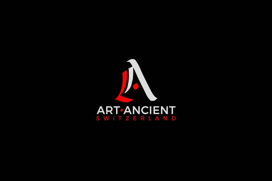 Konkurrenceindlæg #63 for An Logo for my brand ArtAncient Switzerland. This will be in the future an online ancient-art shop.