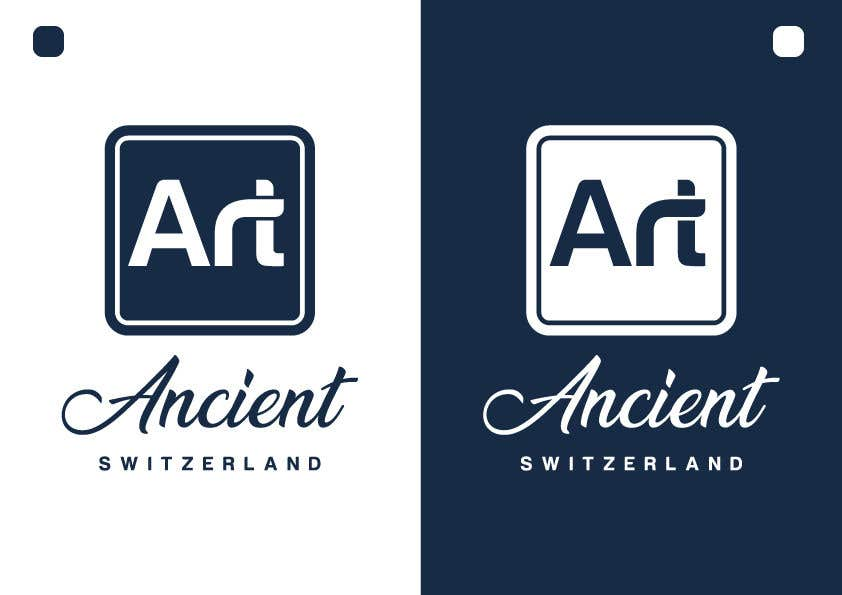 Konkurrenceindlæg #164 for An Logo for my brand ArtAncient Switzerland. This will be in the future an online ancient-art shop.