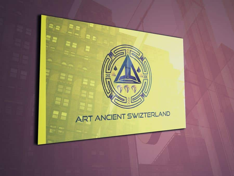 Konkurrenceindlæg #237 for An Logo for my brand ArtAncient Switzerland. This will be in the future an online ancient-art shop.