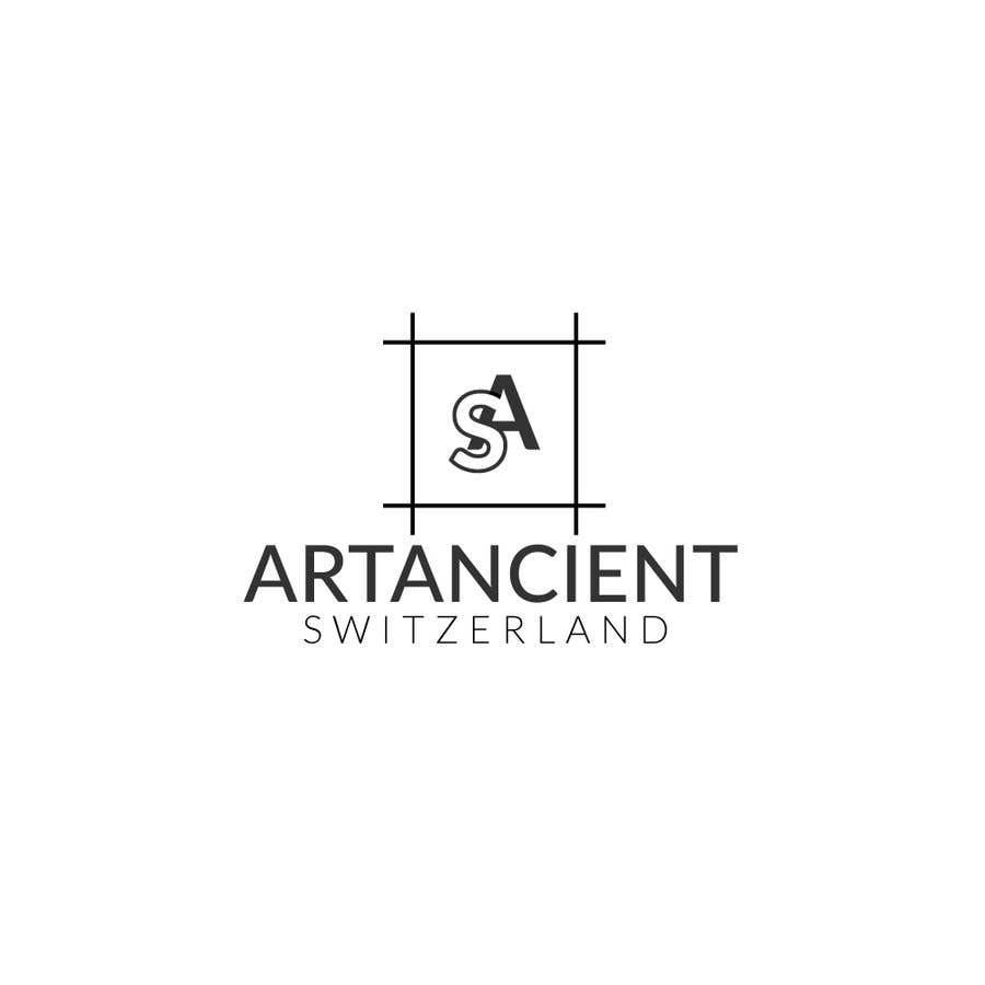 Konkurrenceindlæg #137 for An Logo for my brand ArtAncient Switzerland. This will be in the future an online ancient-art shop.