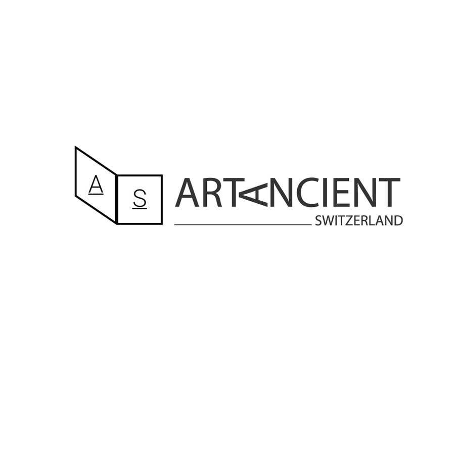 Konkurrenceindlæg #139 for An Logo for my brand ArtAncient Switzerland. This will be in the future an online ancient-art shop.