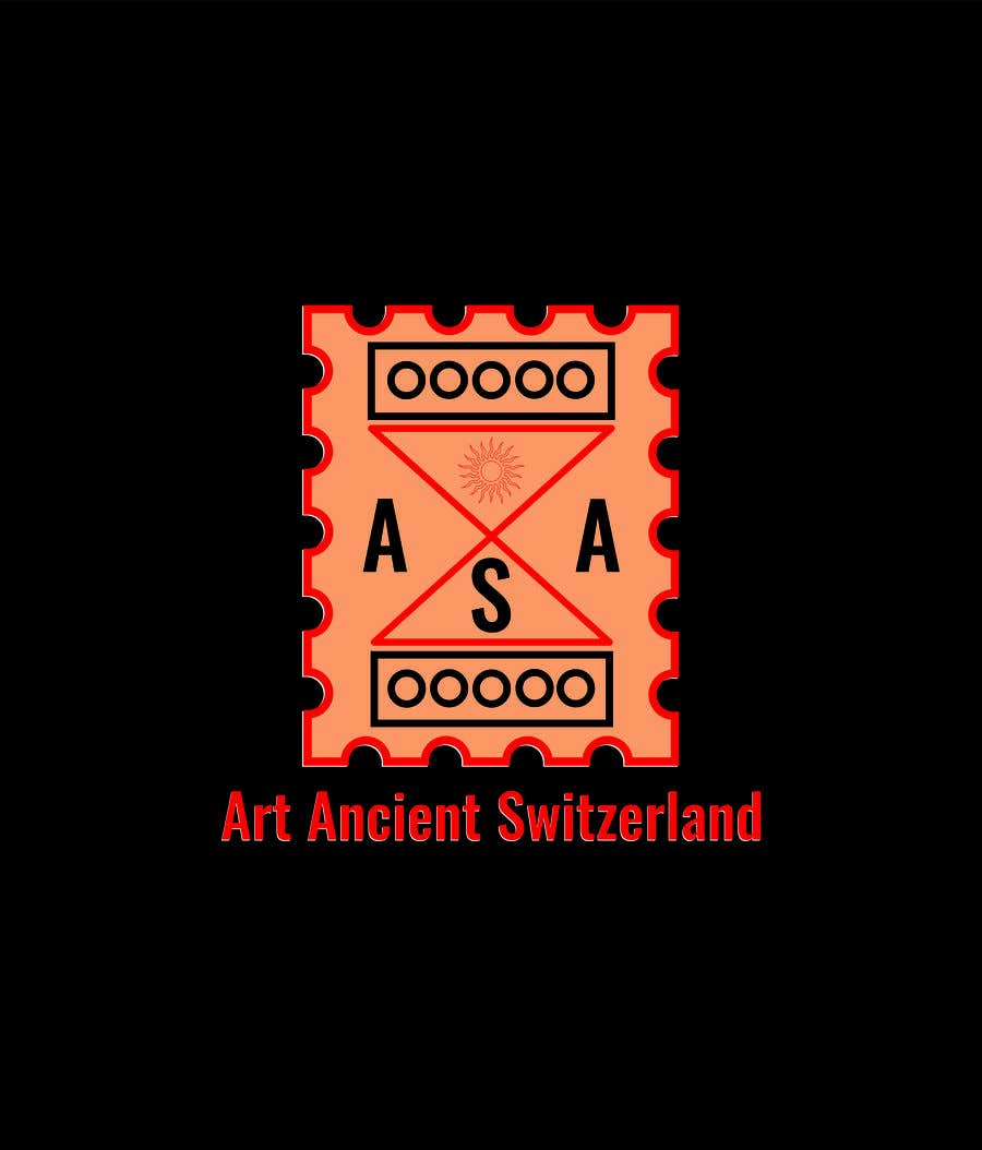 Konkurrenceindlæg #184 for An Logo for my brand ArtAncient Switzerland. This will be in the future an online ancient-art shop.