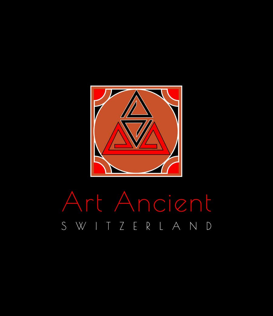 Konkurrenceindlæg #232 for An Logo for my brand ArtAncient Switzerland. This will be in the future an online ancient-art shop.