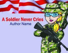 #69 untuk SoldierGirl book cover oleh Heartbd5