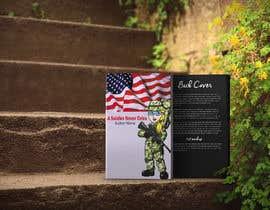 #70 untuk SoldierGirl book cover oleh Heartbd5