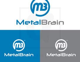 "#23 for Design a Logo for technology company ""MetalBrain"" by UsmanChudhery279"