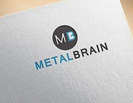 "#274 για Design a Logo for technology company ""MetalBrain"" από lamin12"