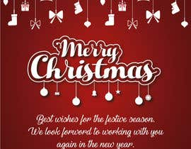 #4 untuk Design Christmas Card -- 2 oleh reshmaguptanag