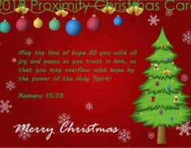 #2 untuk Design Christmas Card -- 2 oleh smritimoydas547