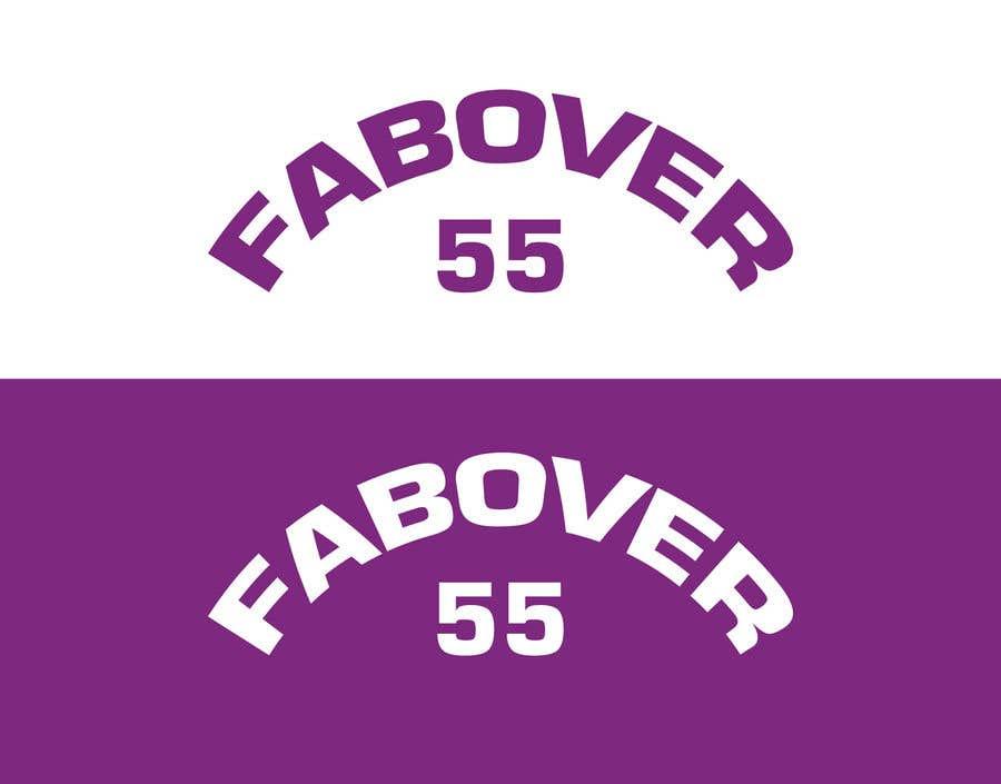 Kilpailutyö #64 kilpailussa Logo for an over 55's exercise to music class