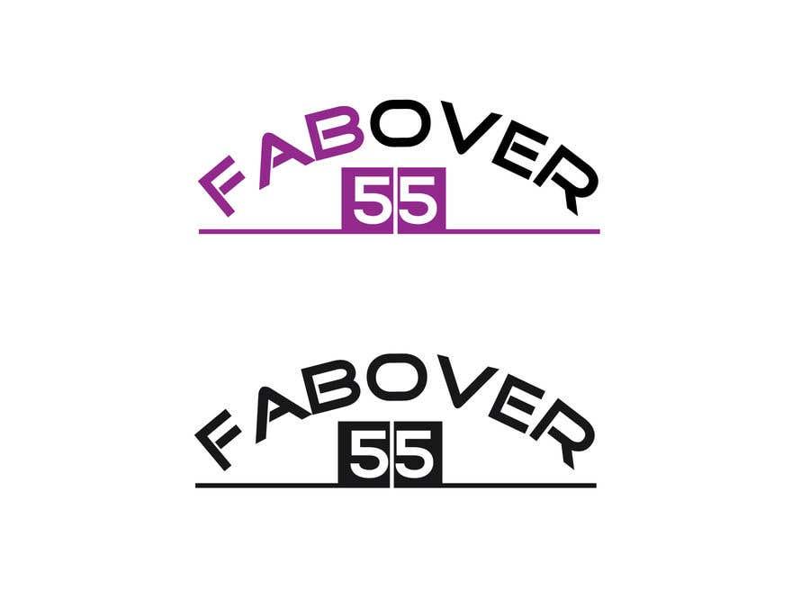 Kilpailutyö #116 kilpailussa Logo for an over 55's exercise to music class