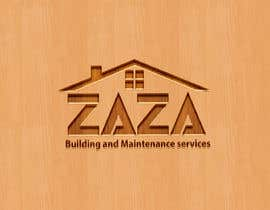 #195 untuk Logo design ZAZA Building and Maintenance Services oleh Rasheda123