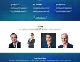 Nro 32 kilpailuun Design a website basis a design concept that's already in place. käyttäjältä jaswinder527
