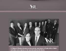 walleperdomo tarafından Diseñar un folleto A5 - Tema Abogados için no 7